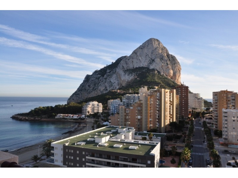 Apartment For Sale In Calpe Spsnb0497